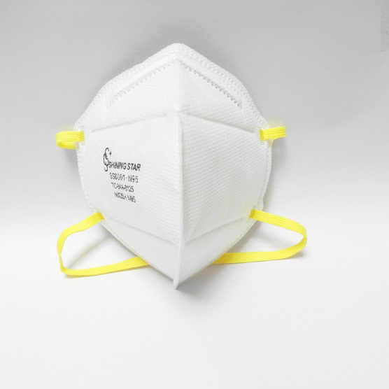 SS6001-N95 Disposable Particulate Respirator Featured Image