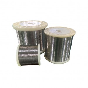 Manufacturer Supply Electric Material Nickel Plated Copper Wire for Cable