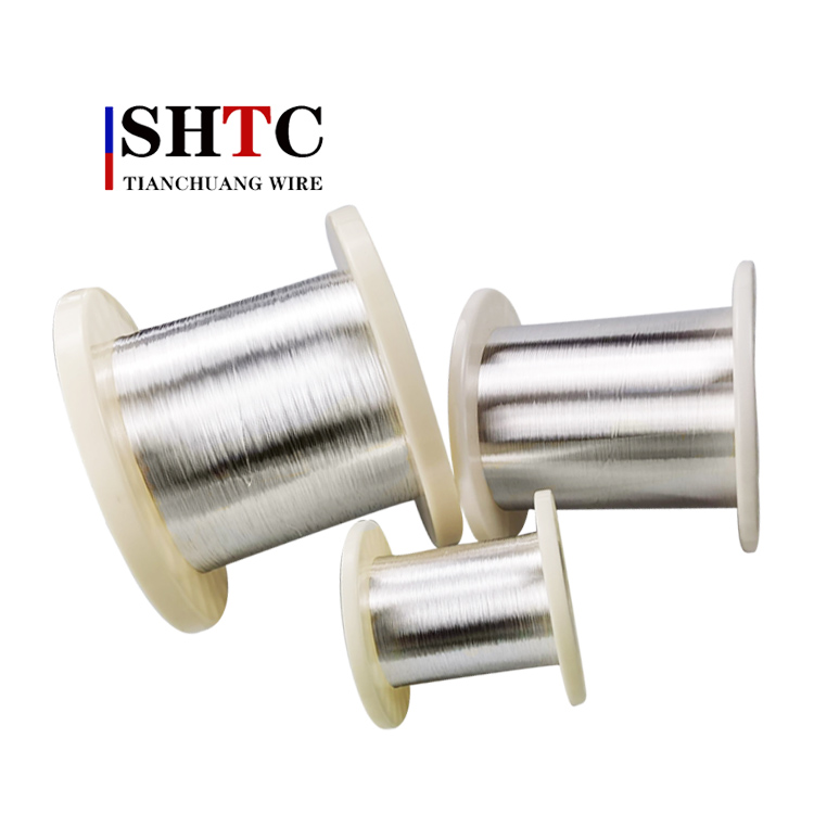 Fast delivery Silver Plated Electrical Wire -