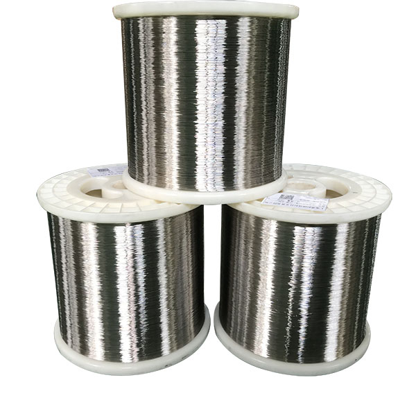 Factory wholesale 43 Awg Nickel Plated Copper Wire -