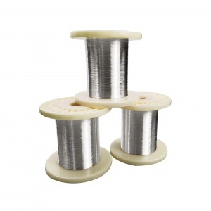 silver plated copper wire for  jewelry making  silver  wire