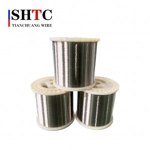 Nickel Plated Flexible Busbar 10 Awg Nickel Plated Copper Wire