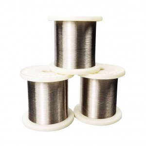 Special Design for 45 Awg Nickel Plated Copper Wire -