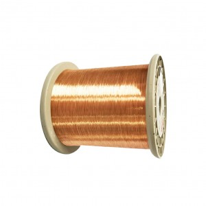 Good Material  0.05-3.83mm Electric Copper Lead Wire Silver Enamel Wire