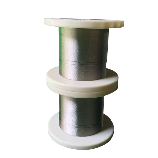 China wholesale Solid Or Stranded Silver Plated Copper Wire -