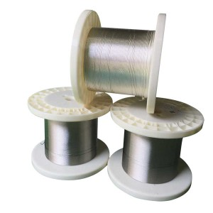 Nickel Plated Copper Stranded Wire