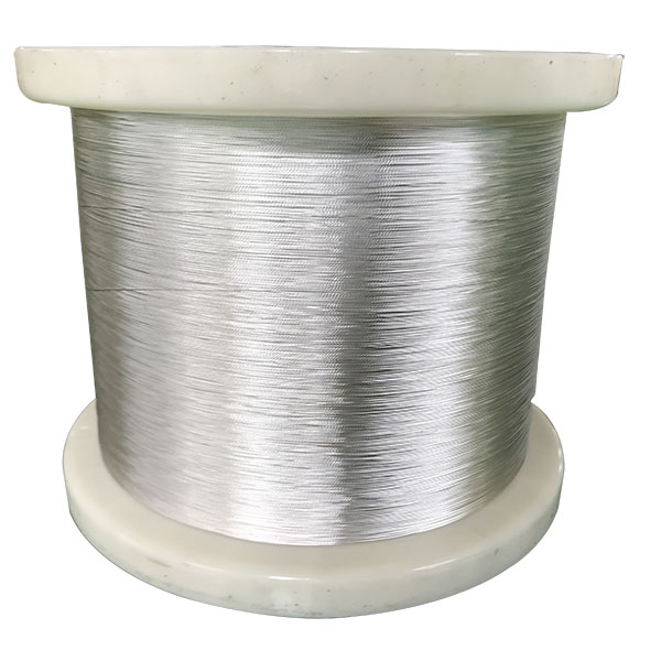 High Quality Stranded Silver Plated Copper Wire -