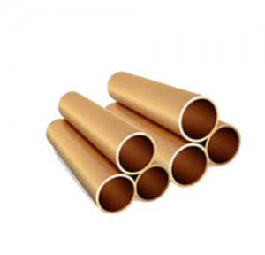 High quantity corrugated flexible metal copper tube/tubing pipe sizes Brass for air conditioner