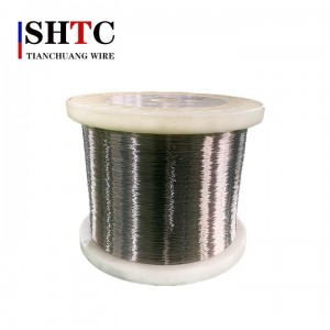 Excellent quality Soldering Nickel Plated Copper Wire -
