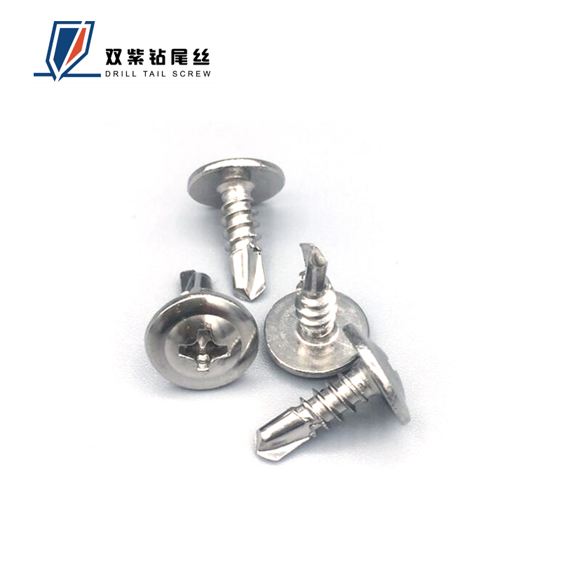 M8 truss head self drilling screw Featured Image