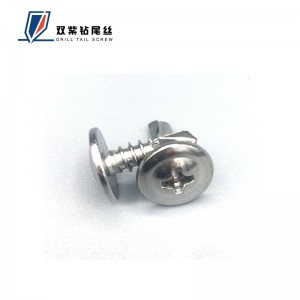 M8 truss head self drilling screw