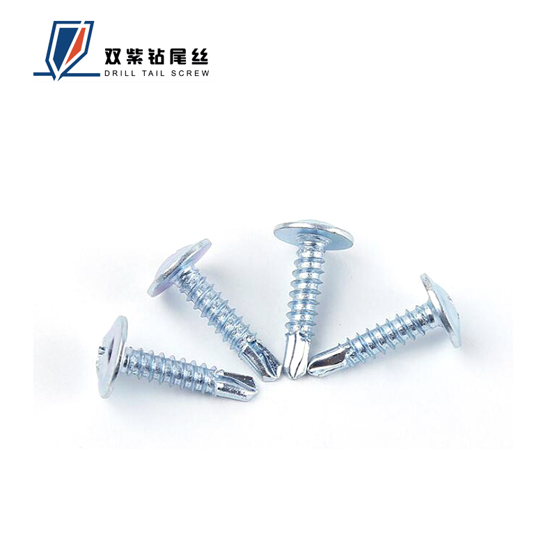 manufacturer truss wafer head self drilling screw Featured Image