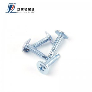 manufacturer truss wafer head self drilling screw