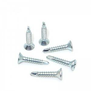 DIN7504P Csk head self drilling screw
