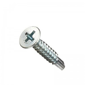 Csk(Flat) head self drilling screws
