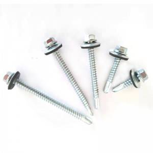 Yongnian Dist Handan city professional manufacturer of self drilling screw