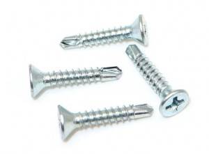 8 Years Exporter Manufacture Csk Head Self Tapping Screw Hardware Nail 2.8mm Flat Head Bright For Au Standard