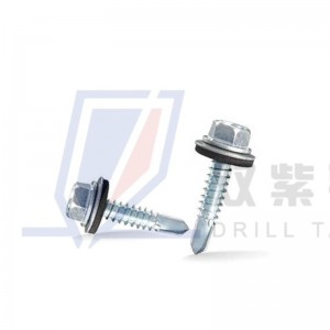 5.5mm series hex head self drilling screws