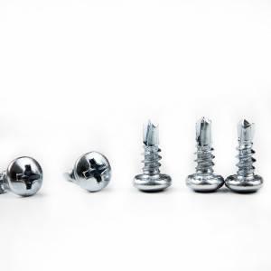 Pan Head Self Drilling Screw