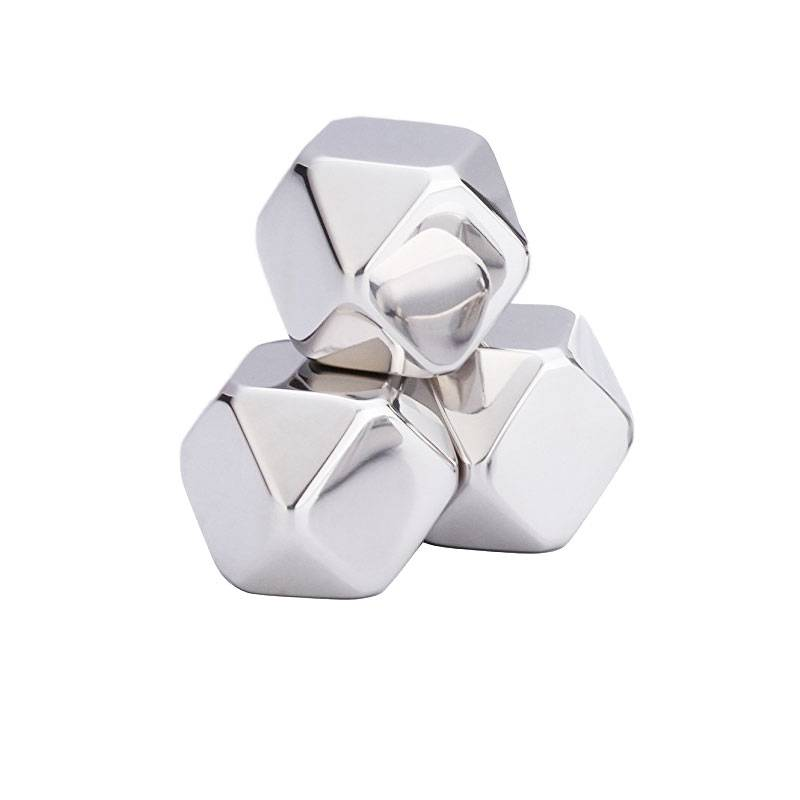 Hotselling Best Stainless Steel Whiskey Cooling Cubes Featured Image