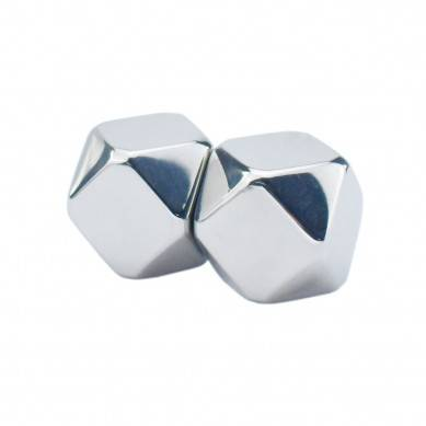 Hotselling Best Stainless Steel Whiskey Cooling Cubes