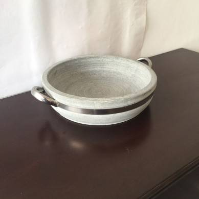 Production and processing of stone hotpot roast meat, slate, stone bowl, stone pot 300*80mm
