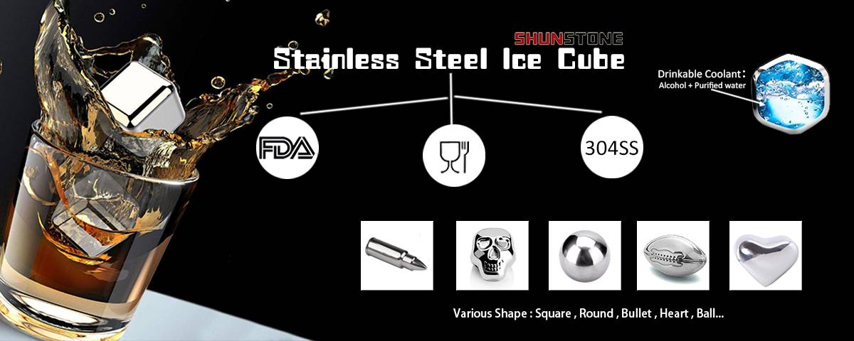 Stainless Steel Chilling Items