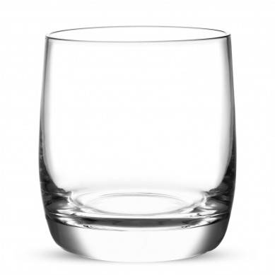 Crystal Whiskey Glasses Set of 2 Premium Large 11 oz, Handmade by Lead-free Crystal Excellent for Any Occasion