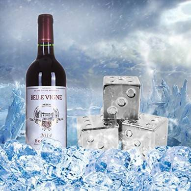 Manufactur standard Ice Cubes Metal -