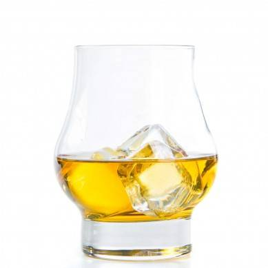 Whiskey Glass Set of 2 10.5oz Rocks Glasses. Glassware for Scotch & Bourbon