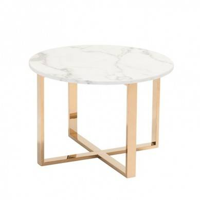 Modern beautiful marble top fancy table