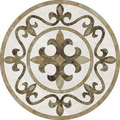 Cheapest Marble Medallion Custom Floor Design Custom Marble Medallion Customized Floor Medallion from China Factory