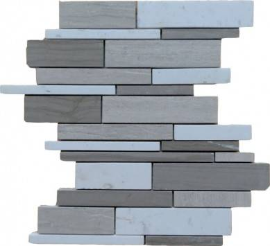 wholesale Italian Bianco Carrara White Marble Mosaic Tile Wall Floor Backsplash tile