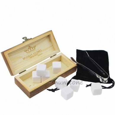 Amazon Top Seller 2019 High Cooling Pearl white Stone for Father's Gifts