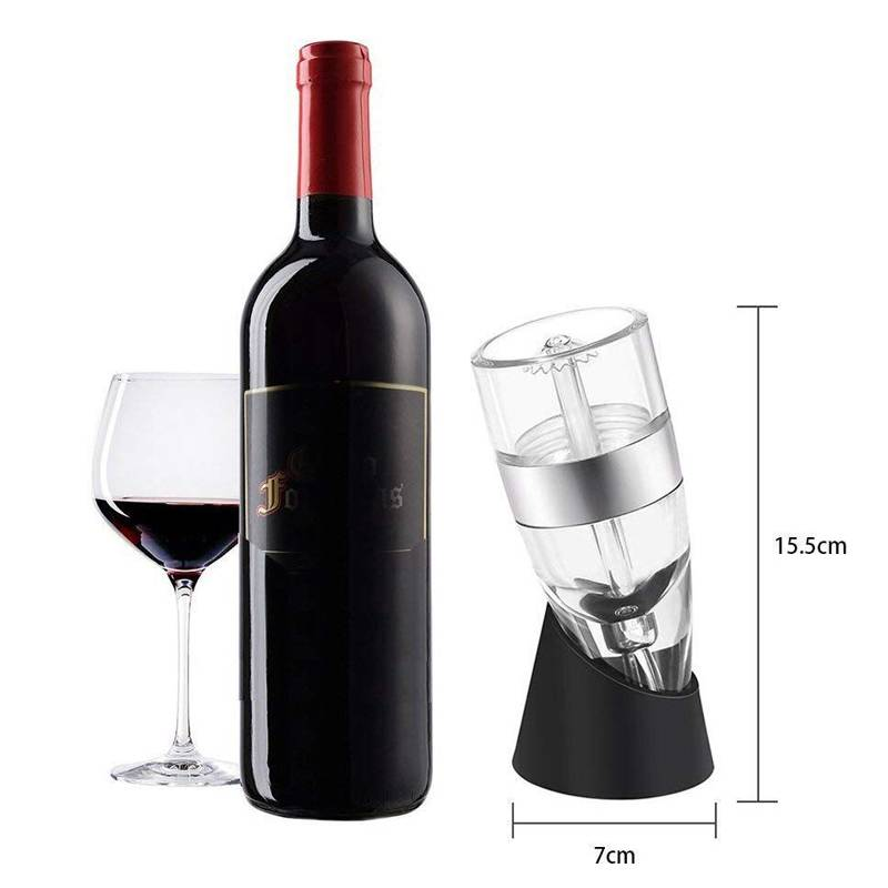 Wine Accessories, Red Wine Magic Decanter Set,Amazon Hot Sell Gift Set Featured Image