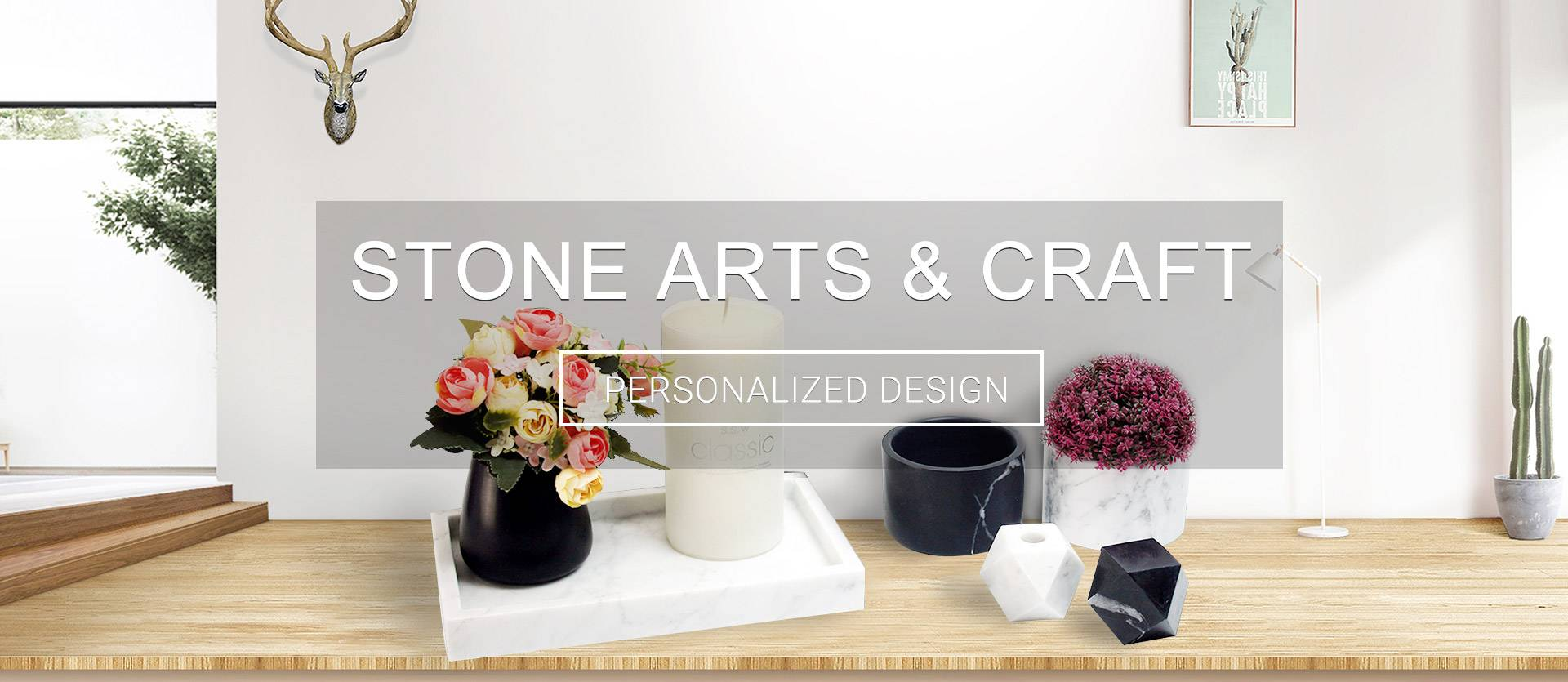 Stone Arts & Craft