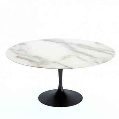 European style modern white marble golden stainless steel leg coffee table side table