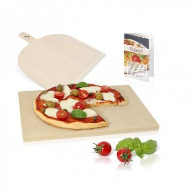 10 & 13 inch Pizza Stone for Cooking Baking Grilling -13 Inch Extra Thick – Pizza Tools for Oven and BBQ Grill(China)