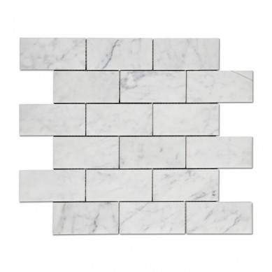 Hot Sale Marble Mosaic Tile Soulscrafts Mosaic Tiles Brick Marble Mosaic