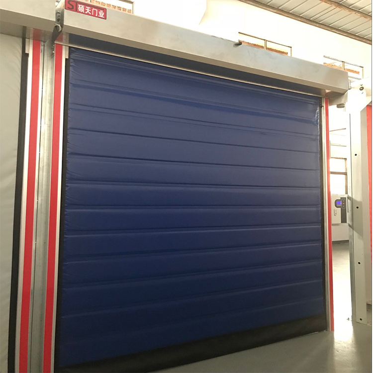 HIGH SPEED ROLL UP DOOR FOR COLD STORAGE Featured Image