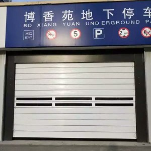 OEM/ODM China Spiral Aluminum Fast Door -
