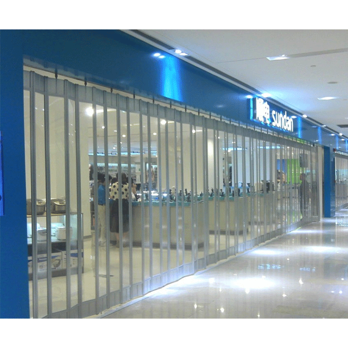 OEM Supply Aluminium Interior Security Shutters -