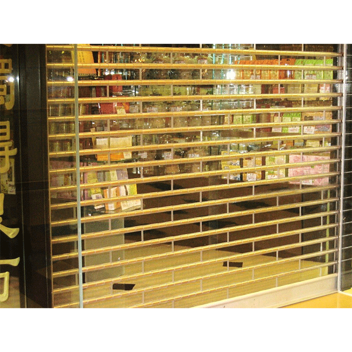 Special Design for Polycarbonate Plastic Shutter Board -