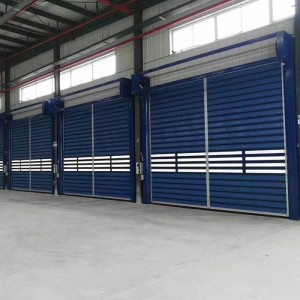 New Fashion Design for Quick Action Watertight Marine Door -