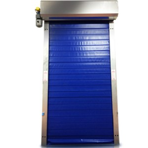 HIGH SPEED FREEZER DOOR