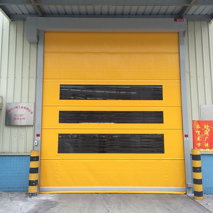 Hot Sale for High Speed Security Roller Shutter Door -