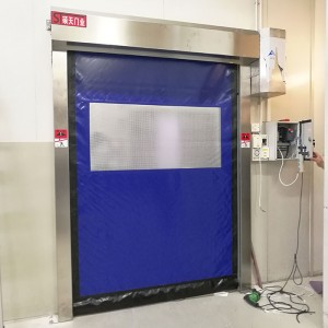 HIGH SPEED ZIP DOOR