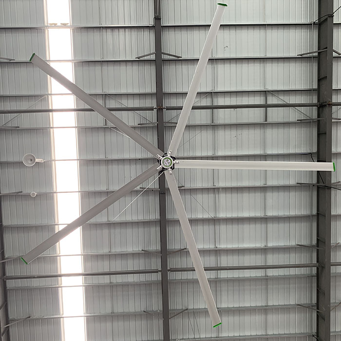 Rapid Delivery for Industrial Ventilation Fans -