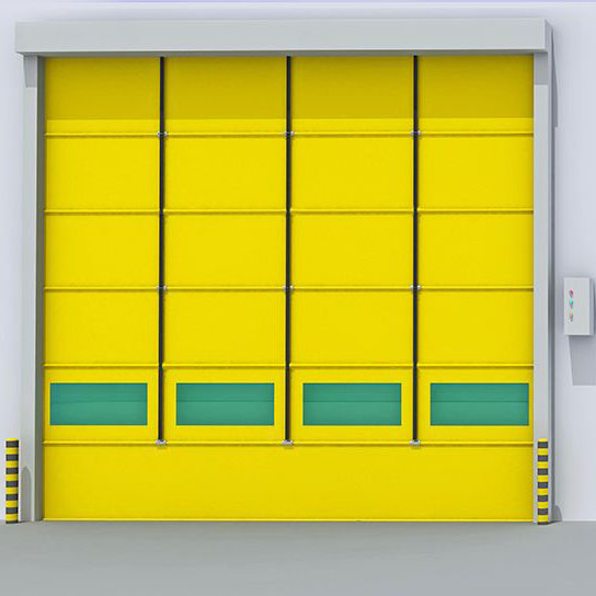 Original Factory Rapid Rolling Door -