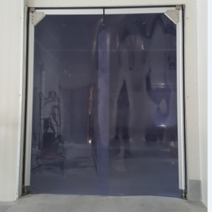OEM Factory for Pvc Clear Swing Door -